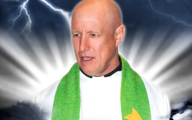 Antigay Lutheran Pastor Protests Too Much