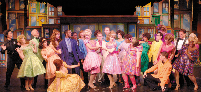 Hairspray: Super-Size Performances