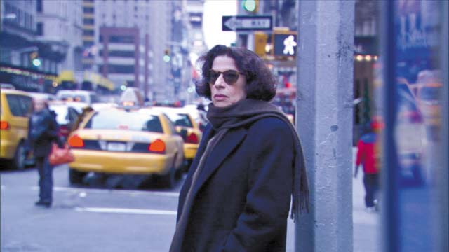 Living Legend: An Interview with Fran Lebowitz