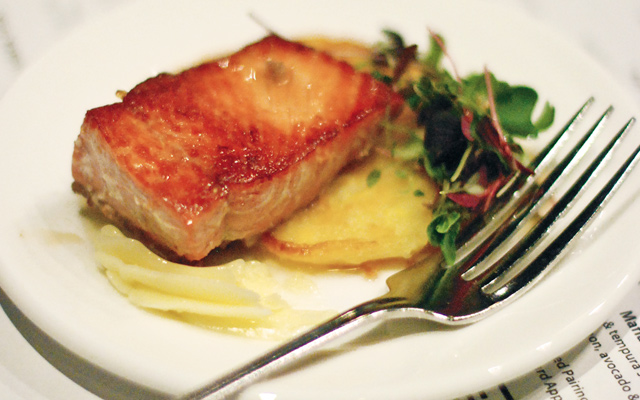 Locally Sourced: Sustainable Seafood?