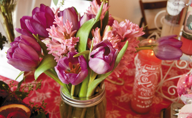 Socially Savvy: For Valentine's Day, Treat Yourself