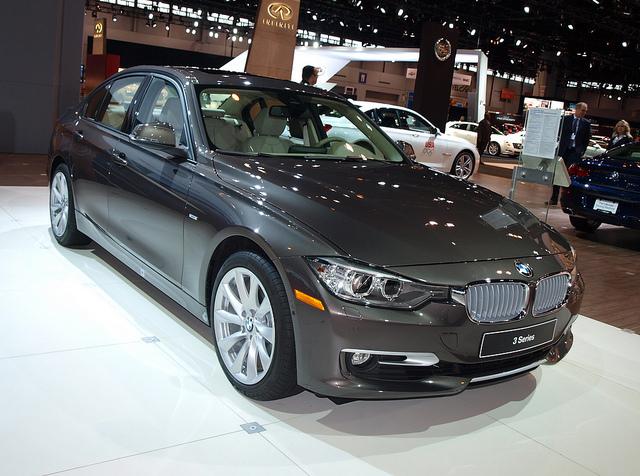 2012 BMW 3-Series - All Photos by Randy Stern