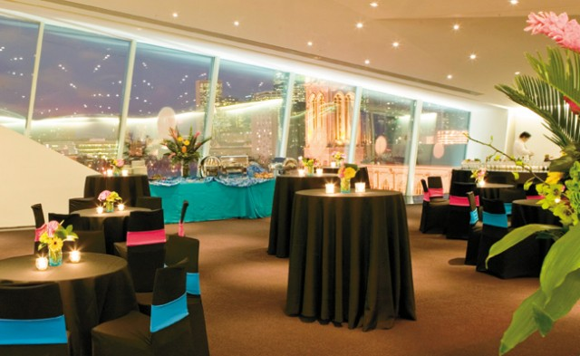 D'Amico Catering at the Walker. Photo Courtesy of Walker Art Center