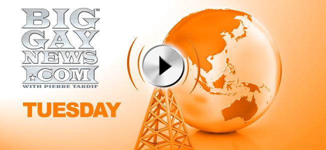 BigGayNews for Tuesday, October 20, 2015