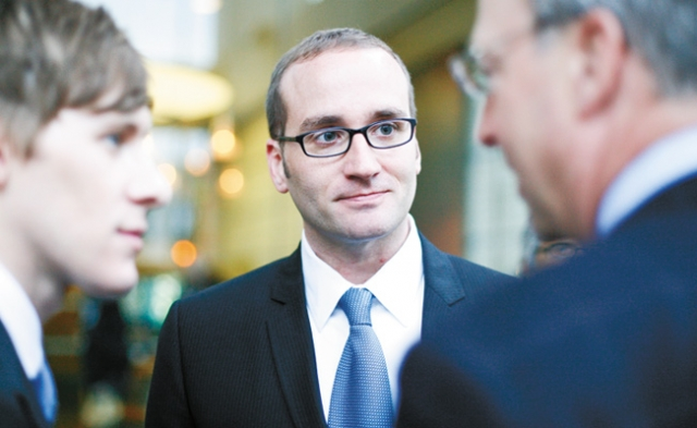 Chad Griffin, new President of the Human Rights Campaign. Photo courtesy of the Human Rights Campaign