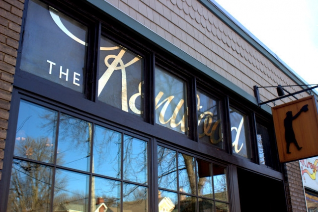The newly opened Kenwood Restaurant located in Kenwood neighborhood of Minneapolis