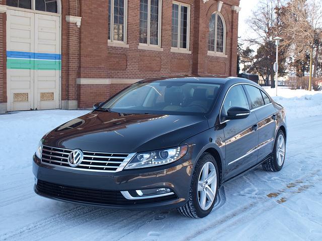 2013 Volkswagen CC Sport - All Photos by Randy Stern