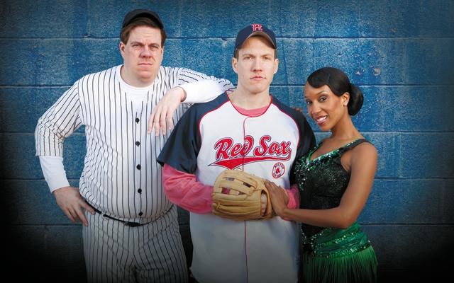 Johnny Baseball. Photo by Kyle Smith