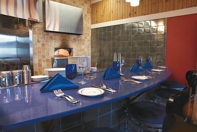 Ledge Rock Grille Chefs Table