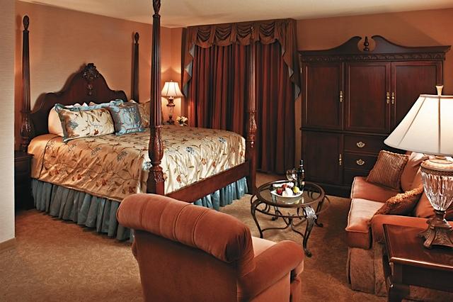 The Saint Paul Hotel Landmark Room