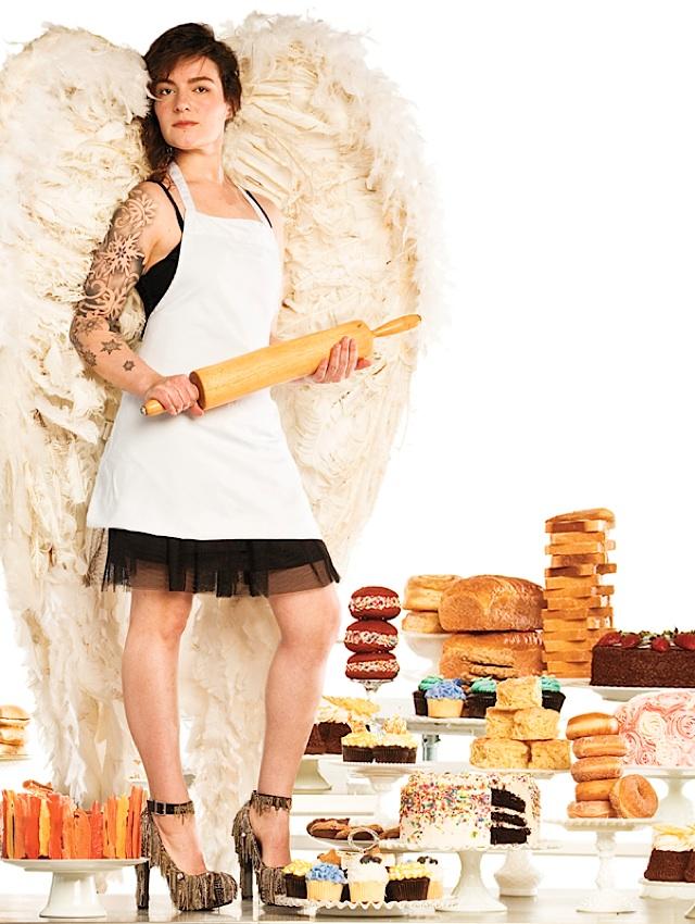 Photo courtesy of Angel Food Bakery