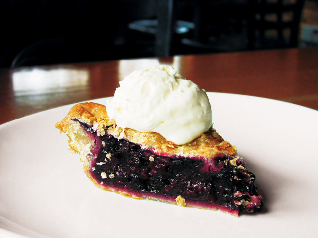 Berry Pie.  You must get the pie.