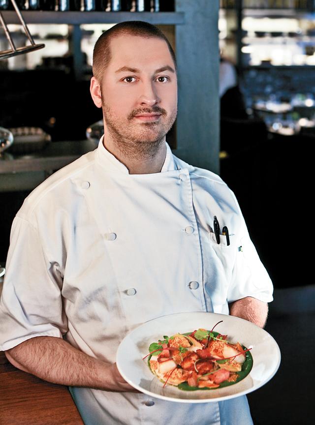UNION Chef Jim Christiansen. Photo by Mike Hnida