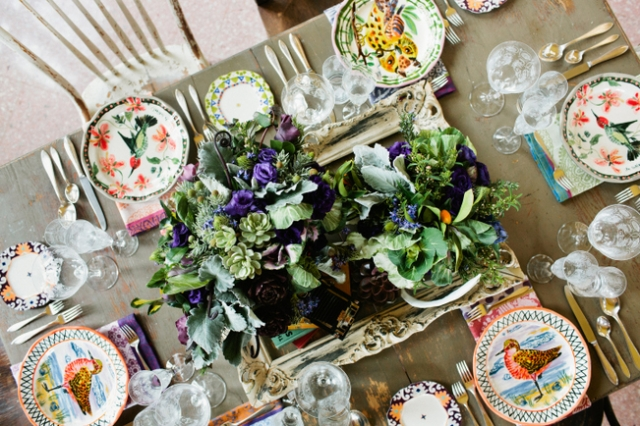 Rent vintage and stylish pieces for your event from On Solid Ground. Photo by Photogen Inc