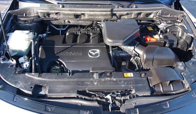 Mazda CX-9 3