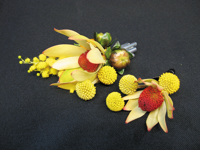 Linders Boutonniere