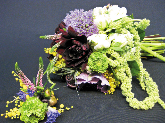 Linders Bridal Bouquet Duo 1
