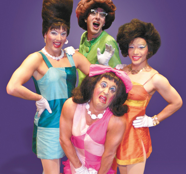 The Kinsey Sicks. Photo courtesy of Hennepin Theatre Trust