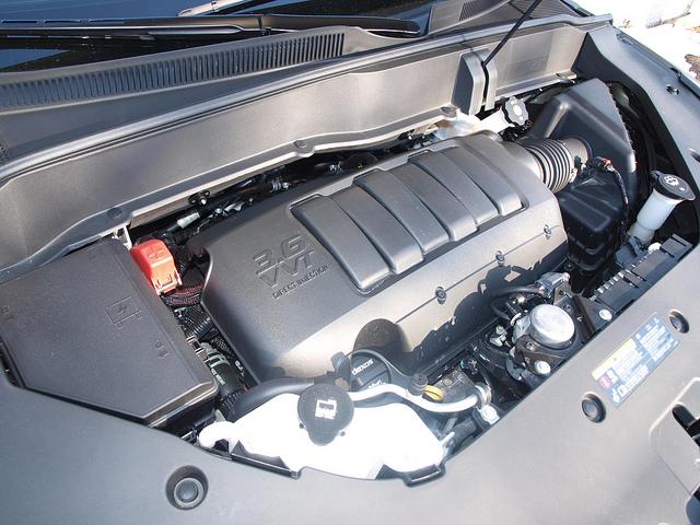 Buick Enclave 3