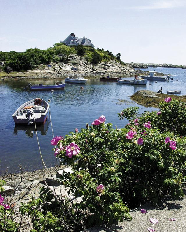 Newport. Photo courtesy of Rhode Island Tourism Division