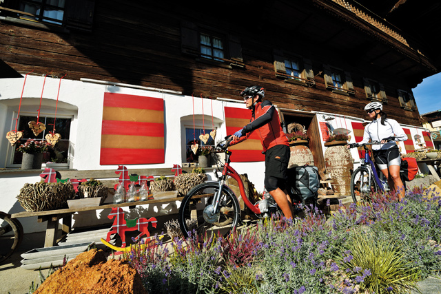 Salzburg-Seenland bikers