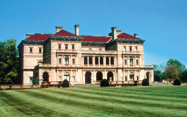 The Breakers. Photo courtesy of Rhode Island Tourism Division