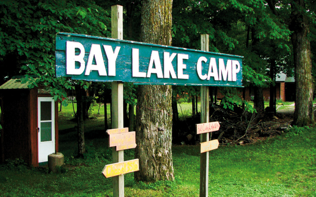 Bay Lake Camp