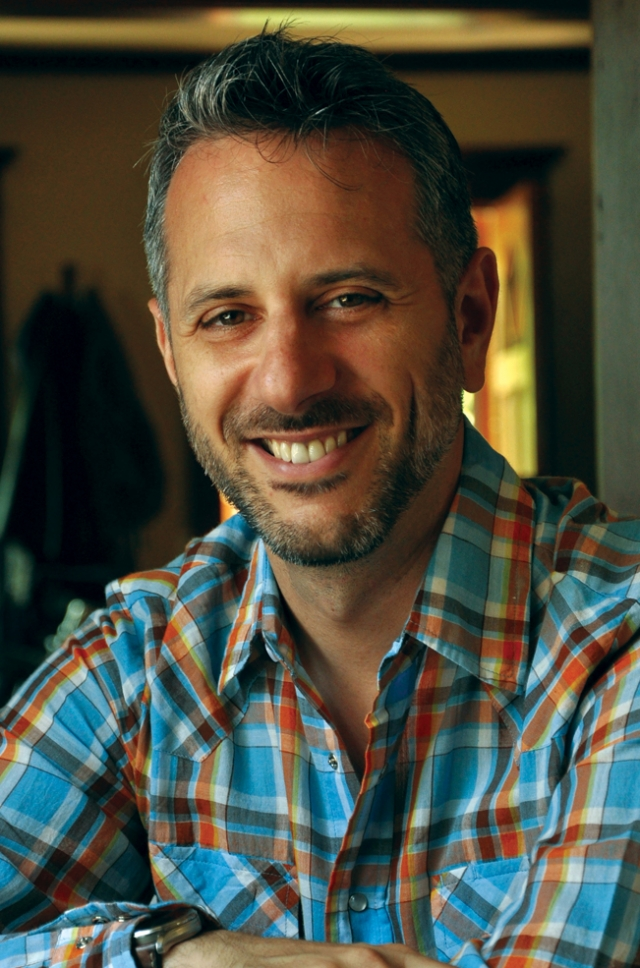 Jeffrey Schwarz. Photo courtesy of OUT Twin Cities Film Festival.