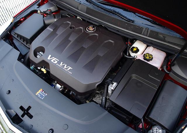 Cadillac XTS 1