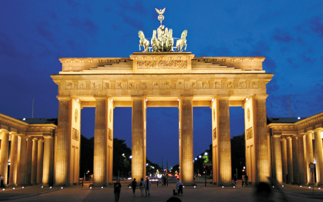 Brandenburg Gate. Photo courtesy of stock.xchng