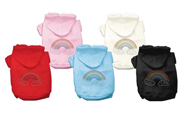 Rainbow-Rhinestone-Pet-Hoodie