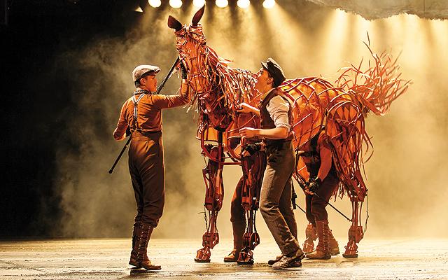 War Horse. Photo by Brinkhoff/Mögenburg.