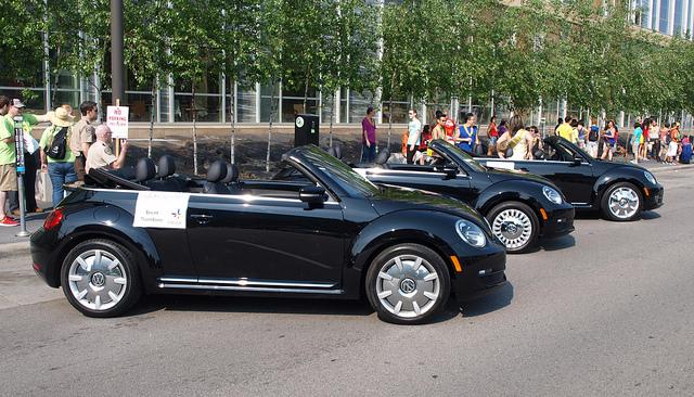 Cars of 2013 TC Pride Parade