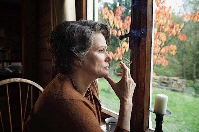 Barbara Sukowa as Hannah Arendt. Photo: Véronique Kolber.