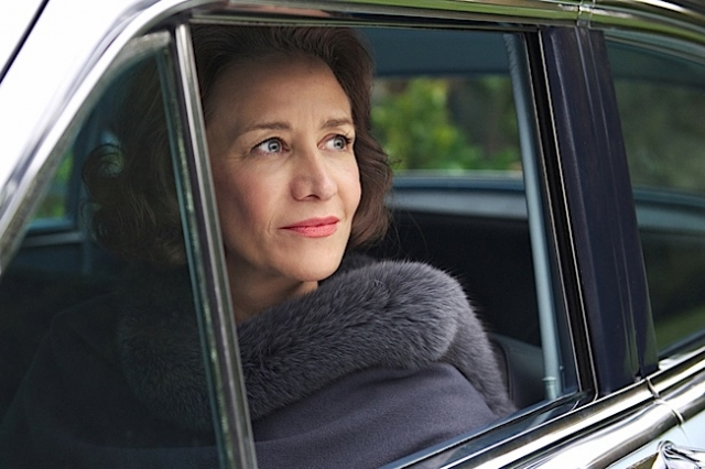 Janet McTeer as Mary McCarthy. Photo: Véronique Kolber.