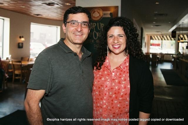 David Weinstein Owner  Rye Delicatessen and Bar Shana Cohen J-Pride