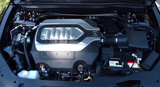 Acura RLX 3