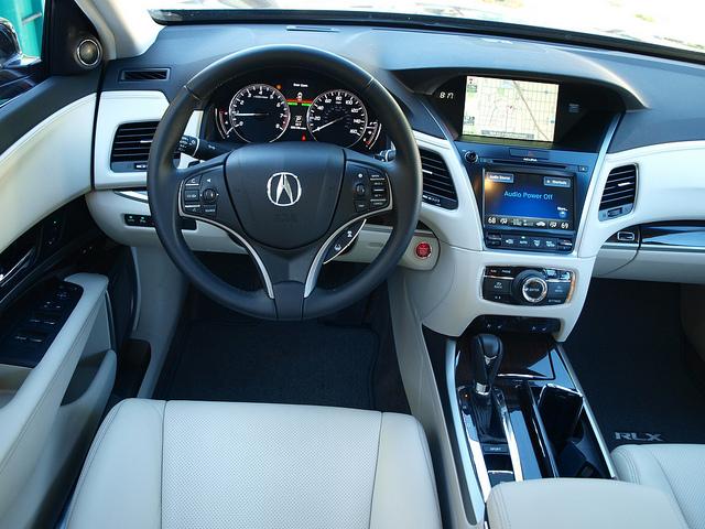 Acura RLX 2