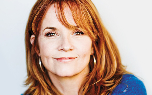 """Lea Thompson, """"Ally for Equality."""" Photo courtesy of HRC"""