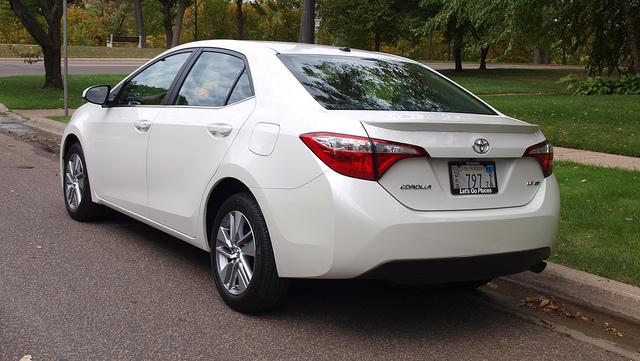 2014 Toyota Corolla 2