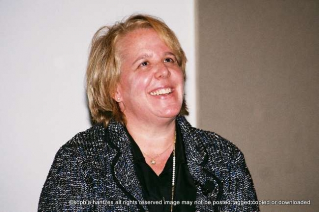 """An Evening with  Roberta """"Robie""""  Kaplan  Robie represented Edith Windsor in the landmark DOMA case before the Supreme Court."""