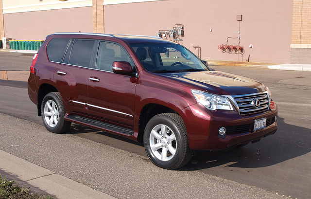 2013 Lexus GX 460 - All Photos by Randy Stern except noted