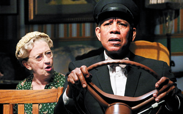 Driving Miss Daisy. Photo by Michal Daniel