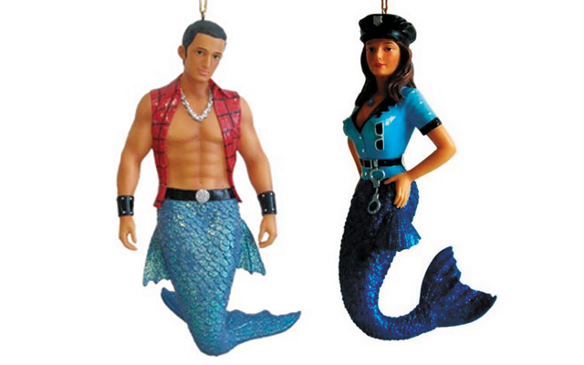 Merman-Mermaid