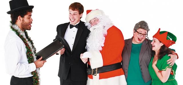 Saw-Daddy-Marry-Santa