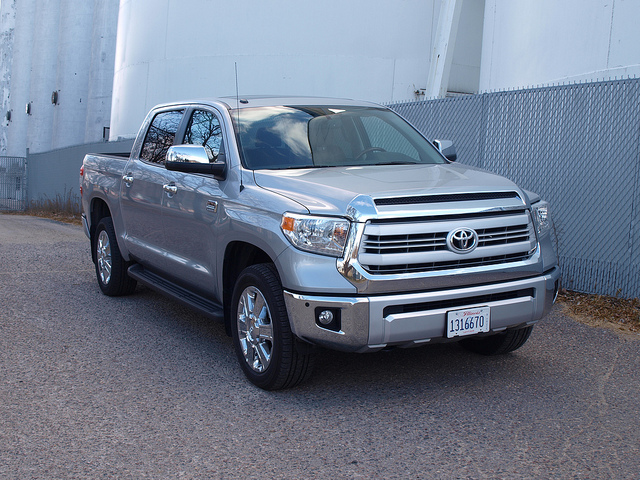 2014 Toyota Tundra 1794 Edition Crew Max 4WD - All Photos by Randy Stern