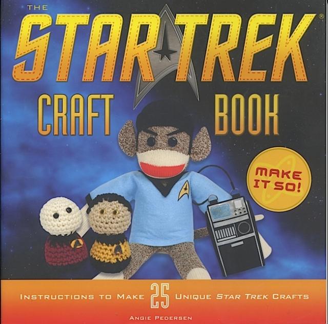 Star Trek Craft Book