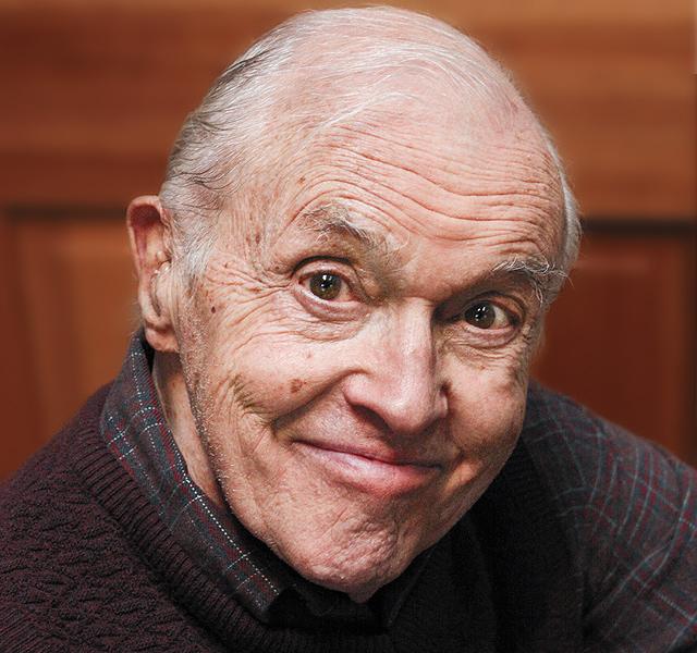 Terry Kilburn. Photo by E.B. Boatner