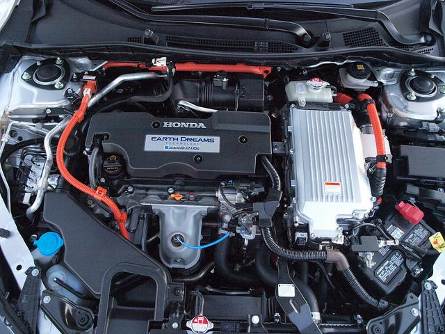 Honda Accord Hybrid 3