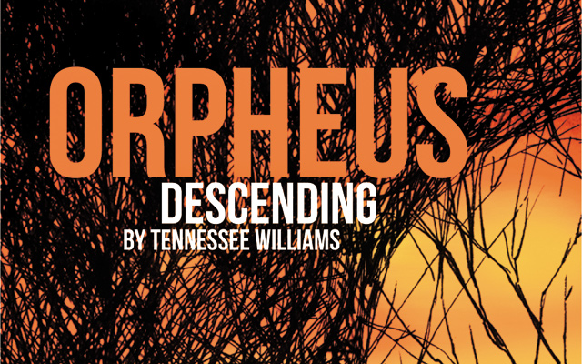 Orpheus Descending. Art by Erik Lervold